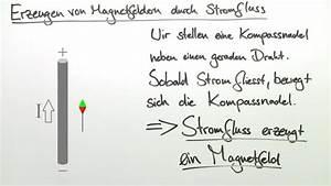 Feldstärke Berechnen : magnetfeld eines geraden stromdurchflossenen drahtes bungen arbeitsbl tter ~ Themetempest.com Abrechnung