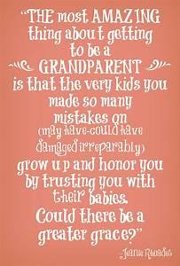 Being Grandma S... Grandma Sick Quotes