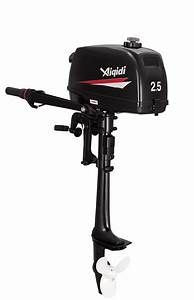 China 2 5hp Outboard Motor With 2 Stroke Engine