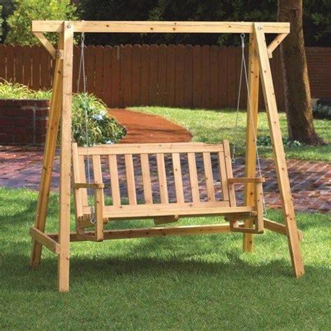 diy wooden swing set plans  diy home pinterest