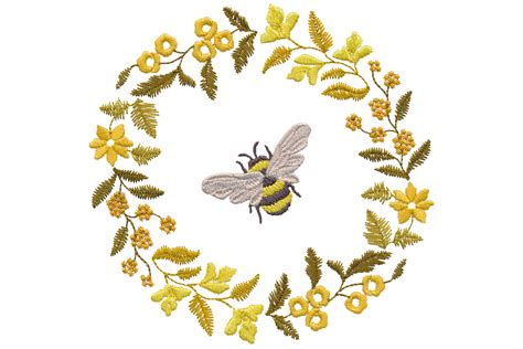 royal bee monograms  software bernina