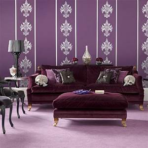 Pause for something pretty in purple thorn in my heart for Purple living room