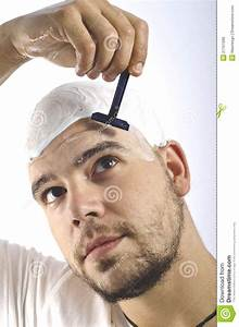If You Are A Bald You Should Shave Your Head Stock Photo