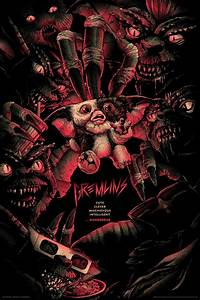 Lamurdi's Official Blog: Gremlins posters from Mondo