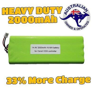 OZROLL BATTERY REPLACEMENT For Smart Drive ODS 10 Roller ...