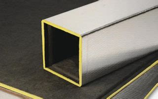 preformed glass wool pipe cover ecoin insulation