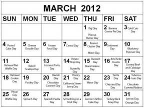 National Day Calendar Celebration