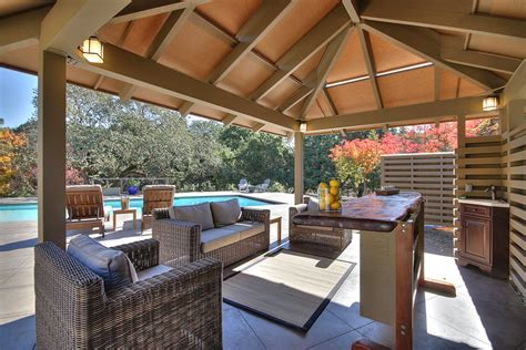 cabana decorating ideas with pool shed traditional and