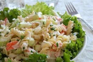 recette salade de p 226 tes et crevettes