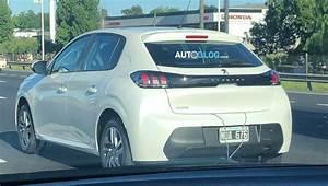 Novo Peugeot 208  U00e9 Flagrado Sem Camuflagem Na Argentina O