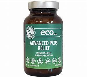 Advanced Pcos Relief 120 Softgels