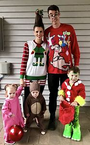 Best 25 ideas about whoville costumes find what youll love family halloween costumes grinch solutioingenieria Choice Image