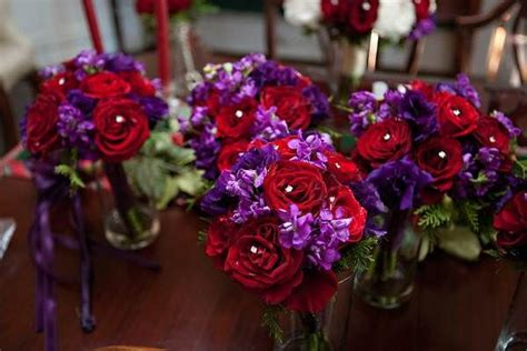 17 Best Ideas About Deep Purple Wedding On Pinterest