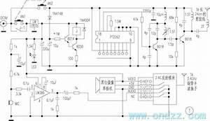 Homemade Wireless Video Doorbell Circuit