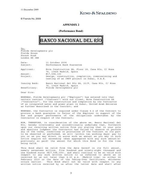 bond claim form sle performance bond claim letter ten things you