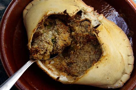 cuisiner crabe crabe farci à l 39 antillaise kiyakuisine