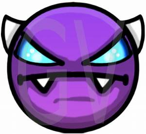 Geometry Dash Faces - WallsKid