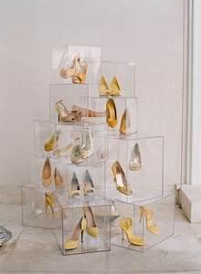 Boite à Chaussures Transparentes : bo tes transparentes kackie lou pinterest ~ Dailycaller-alerts.com Idées de Décoration