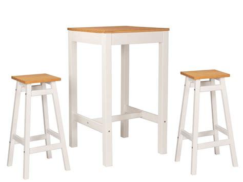 chaise haute pour table bar 10 tables hautes et tabourets de bar à prix doux joli place