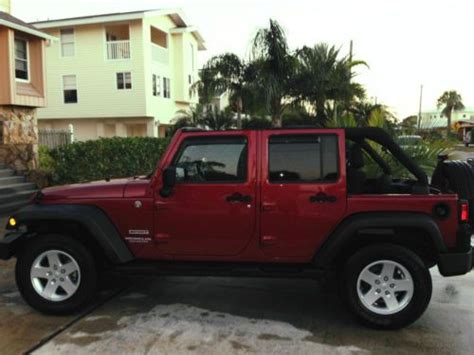 jeep wrangler beach edition purchase used 2011 jeep wrangler unlimited 70th