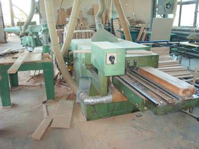 commonly  woodworking machinery