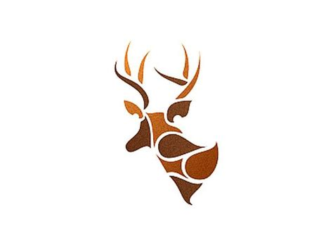 creative animal logo designs pixel