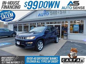 2017 Jeep New Compass For Sale In Chichester Nh 03258