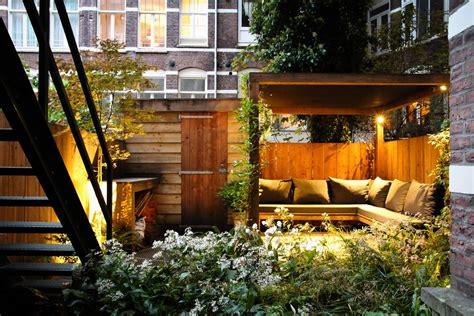 built in garden seating design ideas built in garden seating design ideas patio contemporary with flowering plants strap hinges wood