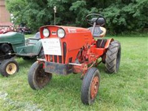 Power King Tractor Kohler