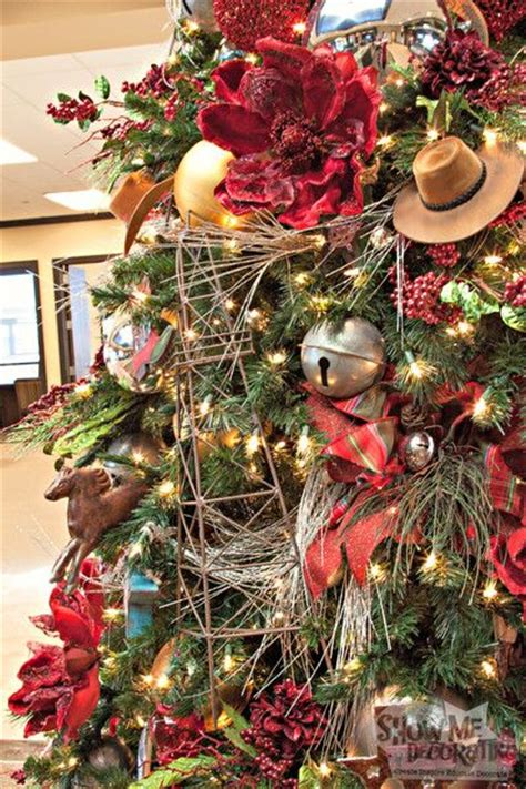 southern blue celebrations western cowboy christmas