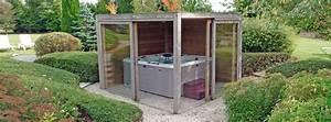 Abri Pour Spa Intex : cabane de jardin pour spa cabanes abri jardin ~ Louise-bijoux.com Idées de Décoration