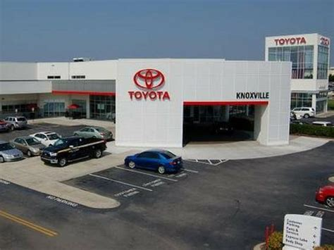 Toyota Knoxville by Toyota Knoxville Knoxville Tn 37922 1948 Car Dealership