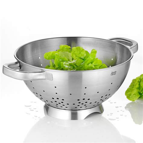 oliver kitchen accessories buy stainless steel colander oliver 4889