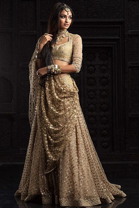latest indian bridal dresses collection