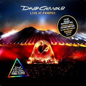 live at pompeii - LP box set - Heartland RecordsHeartland ...