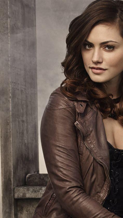 Wallpaper Phoebe Tonkin, Australian actress, Model, 4K