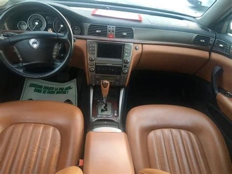 Lancia Thesis Interni by Sold Lancia Thesis 2 4 Jtd 20v Aut Used Cars For Sale