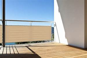 Store Pour Balcon : brise vue ou toile de balcon ~ Edinachiropracticcenter.com Idées de Décoration
