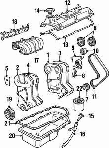 Engine Parts For 1998 Mitsubishi Eclipse