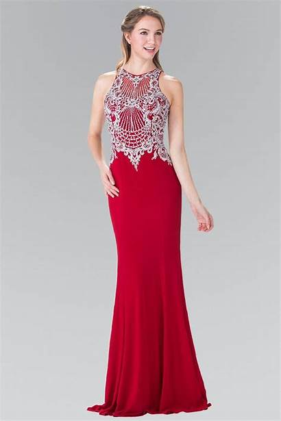 Trendy Prom Dresses Beaded Elizabeth Bodice Fully