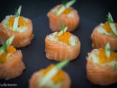 cuisiner choucroute crue makis de saumon fumé à la choucroute crue pomme verte