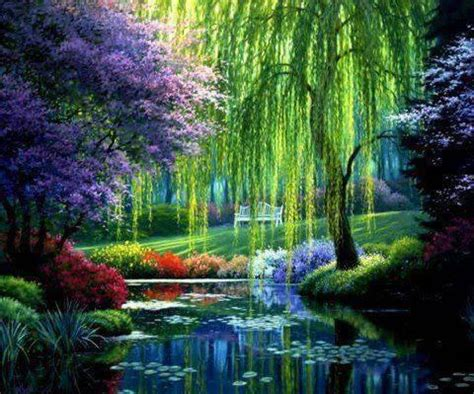 beautiful garden landscapes beautiful landscapes images monet s garden wallpaper and background photos 36687882 page 6