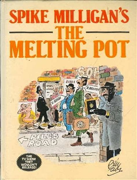 the melting pot book melting pot spike milligan used books from thrift books