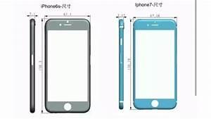 Maße Iphone 6 : iphone 7 wird dicker aber das ist ok chip ~ Markanthonyermac.com Haus und Dekorationen