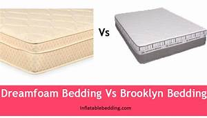 Dreamfoam bedding vs brooklyn bedding which is right for for Dreamfoam vs brooklyn bedding