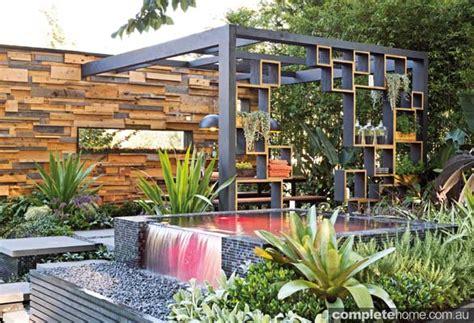 award winning gardens cube2 an award winning outdoor room design completehome