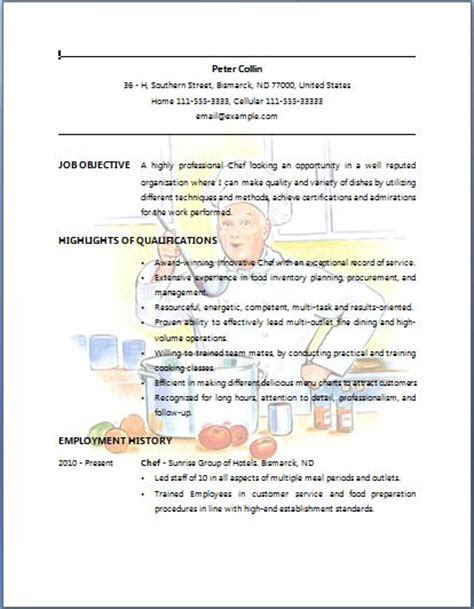 bartending resume for beginners resume bartenders and resume on