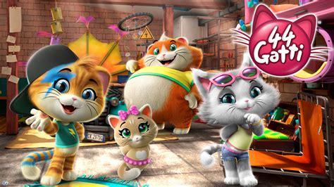 gatti anteprima della nuova serie animata  rai yo yo