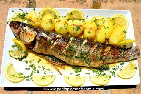 cuisiner un poisson mulet au beurre noisette petits plats entre amis