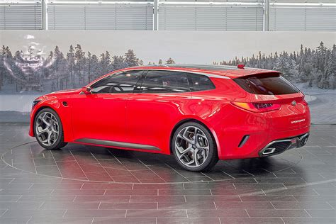 Real Life Pictures Of Kia Optima Wagon Concept Sportspace